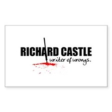 Castle Sticker (Rectangle 50 pk)