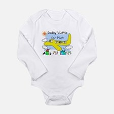 Professional's Kids Long Sleeve Infant Bodysuit
