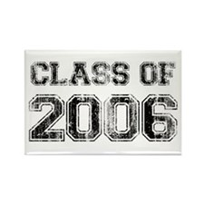 Class of 2006 (black) Rectangle Magnet