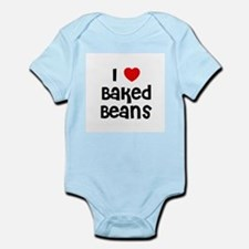 I * Baked Beans Infant Creeper