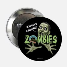 """ZOMBIES 2.25"""" Button (10 pack)"""
