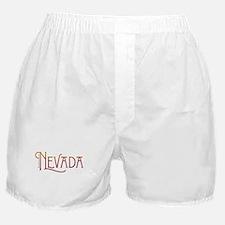 Nevada Boxer Shorts