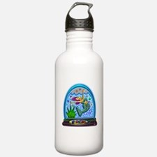 Mermaid Florida Souvenir Water Bottle