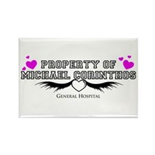 Property of Michael Rectangle Magnet