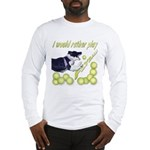Lots of Tennis Balls! LongSleeveT-Shirt