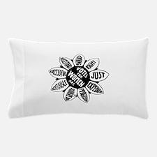 Suffragette Emblem - Votes Pillow Case