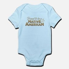 Proud Native American Body Suit