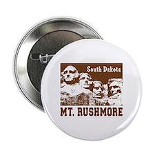Mt. Rushmore South Dakota Button