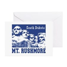 Mt. Rushmore South Dakota Greeting Cards (Package