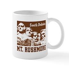Mt. Rushmore South Dakota Coffee Mug