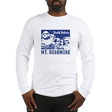 Mt. Rushmore South Dakota Long Sleeve T-Shirt