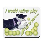 Lots of Tennis Balls! Mousepad