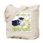 Lots of Tennis Balls! ToteBag