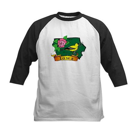 Iowa Kids Baseball Jersey