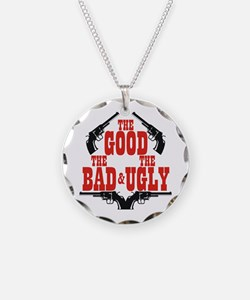 Good Bad Ugly Necklace