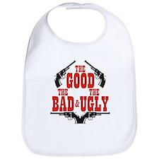 Good Bad Ugly Bib