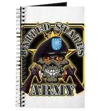 US ARMY Skull Star Journal