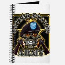 US ARMY Skull Star Journal