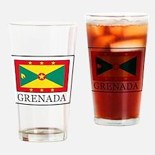 Unique Martinique Drinking Glass