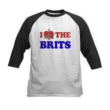 I Love The Brits Tee
