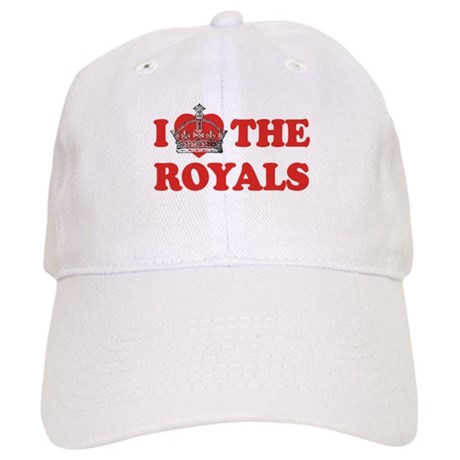 I Love The Royals Cap