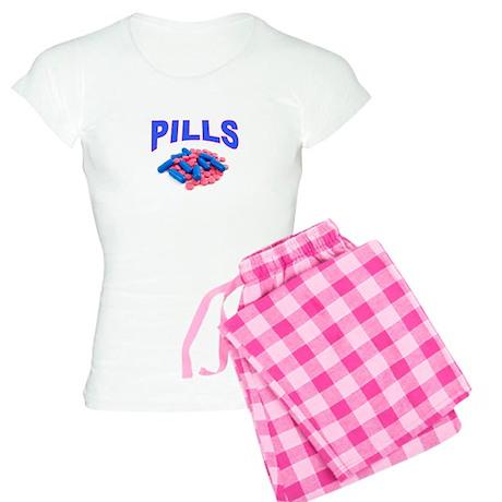 WATCH WHAT YOU TAKE Women's Light Pajamas