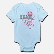 Team Kate Royal Crown Infant Bodysuit