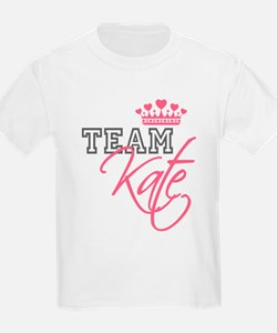 Team Kate Royal Crown T-Shirt
