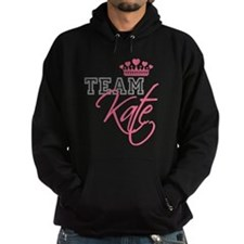 Team Kate Royal Crown Hoodie