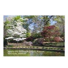 Jasmine Hill Gardens Postcards (Pkg of 8)