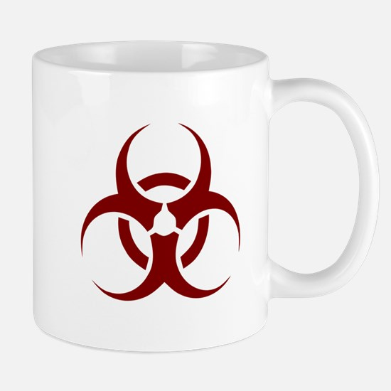 biohazard outbreak design Mugs