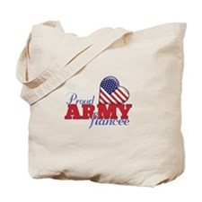 Proud Army Fiancee - Tote Bag