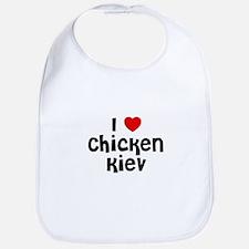 I * Chicken Kiev Bib