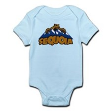Sequoia Bear Mountain Infant Bodysuit