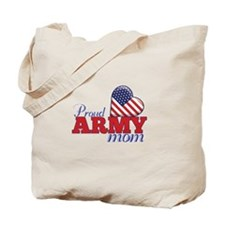 Proud Army Wife - Tote Bag