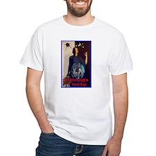 EARTH CITIZEN Hand Sign 4 US Shirt