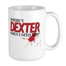 NEED DEXTER Mug