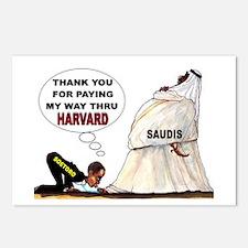 MUSLIM REWARD Postcards (Package of 8)