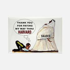 MUSLIM REWARD Rectangle Magnet (100 pack)