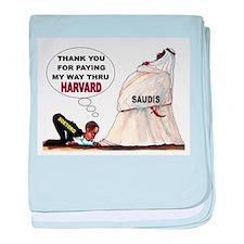 MUSLIM REWARD baby blanket