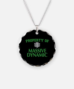 Fringe: Property of Massive Dynamic Necklace