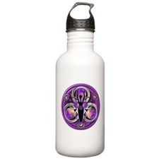 Goddess of the Purple Moon Water Bottle