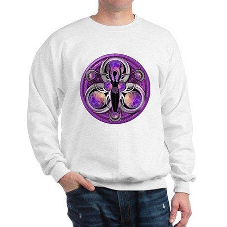 Goddess of the Purple Moon Sweatshirt