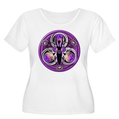 Goddess of the Purple Moon T-Shirt