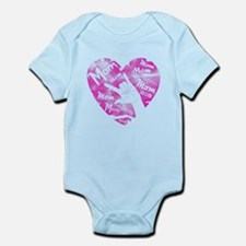 LOVE MY MOM - ASL Infant Bodysuit