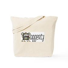 Haggerty Celtic Dragon Tote Bag
