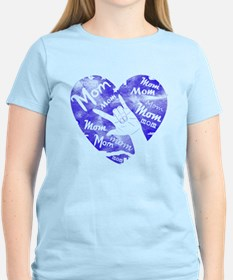 LOVE MY MOM - ASL T-Shirt
