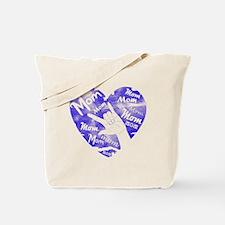 LOVE MY MOM - ASL Tote Bag