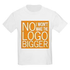 No Big Logos T-Shirt
