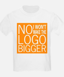 No Big Logos T-Shirt
